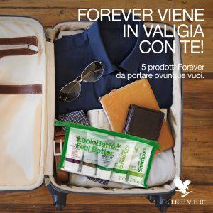 travel kit della forever living