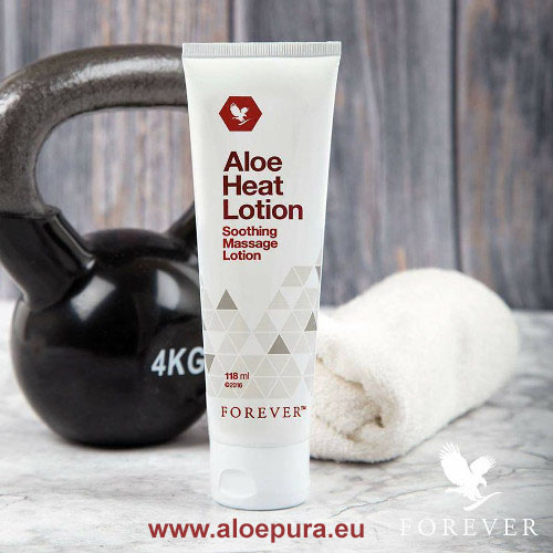 Aloe Heat Lotion Forever