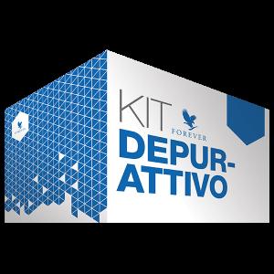 Kit Depurativo Forever Living