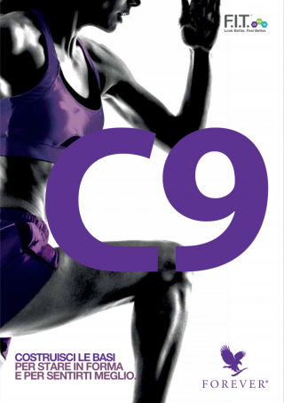 Opuscolo C9 Forever Living