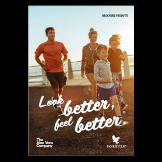 brochure prodotti Forever Living