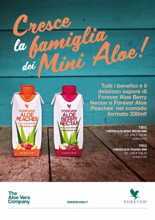 aloe mini forever living